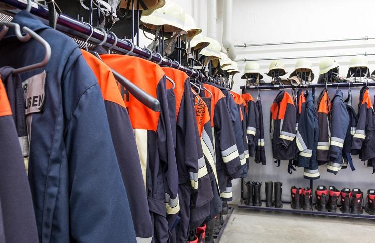 Chiny odzież dla strażaków