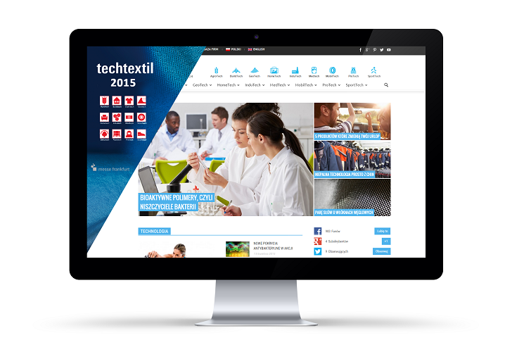tetex. promuje polskie produkty