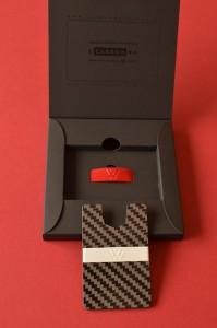 zCARBONka carbon fibre wallet
