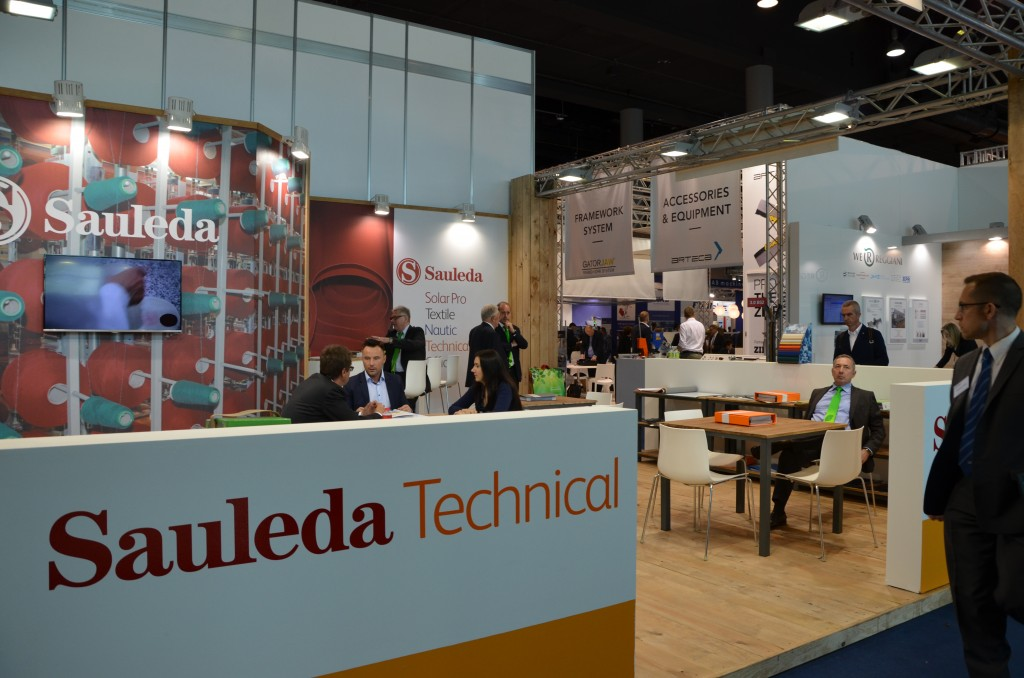 Sauleda Techtextil 2015