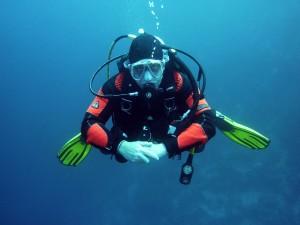 diver waterproof