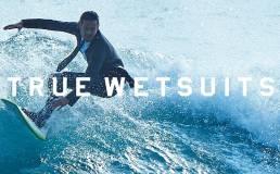 Quiksilver designed a wetsuit