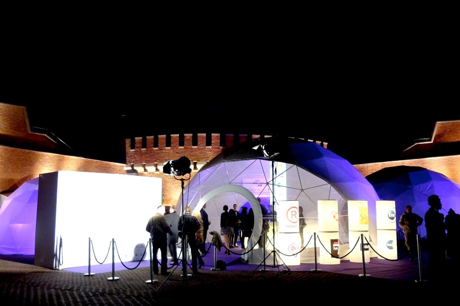 FDomes - Namioty Sferyczne fdomes.com
