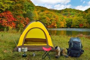 Najlepszy namiot na wakacje