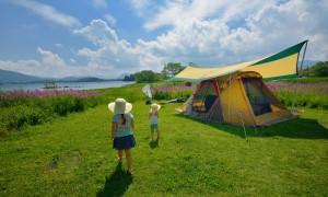 namiot dla rodziny