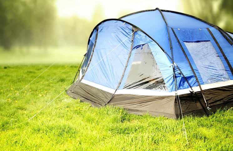 Namiot na wakacje dla Ciebie i twojej rodziny.