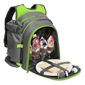 Piknikowy plecak dla rodziny