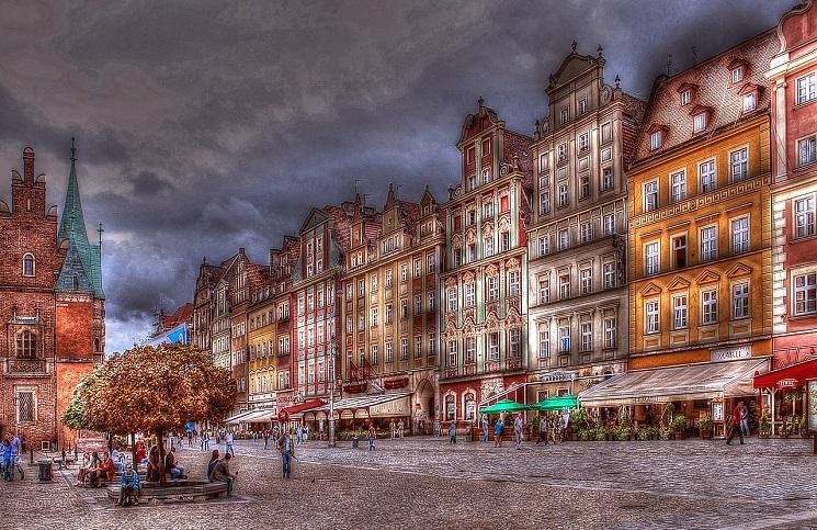 Wrocław kino letnie