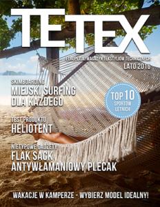 Letnie wydanie Tetex Magazine