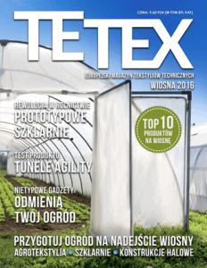 magazyn tekstyliów technicznych wiosna 2016