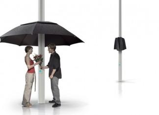 Street Lamp - Lampbrella