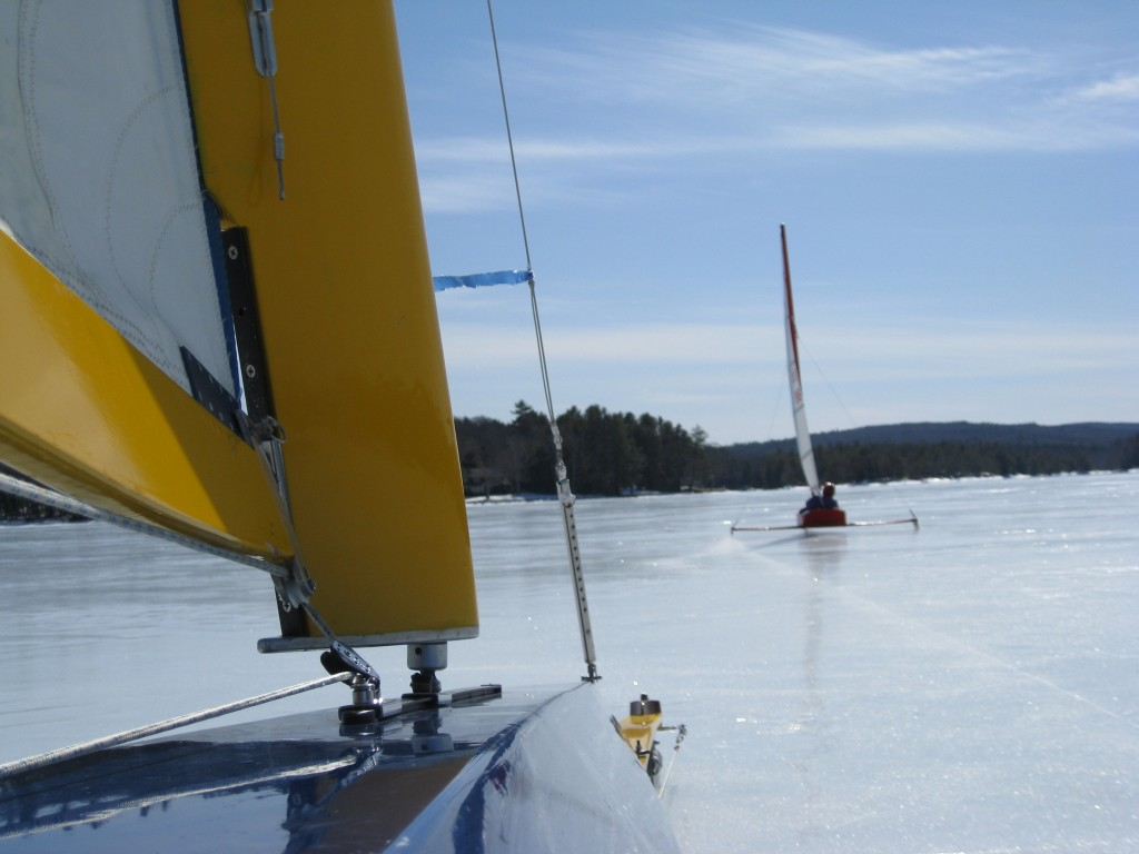 Ice boat clubs