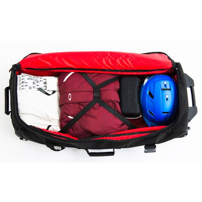 Snowboard Hard Case Travel Bag