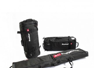 Snokart Kart 6 2016 Ski And Snowboard Travel Bag System