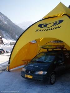 go to Snow Kayaking