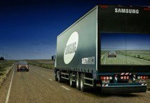 Samsung's Safety Truck