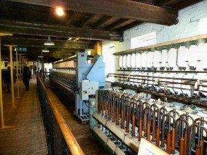Spinning Machine -production of cotton yarn