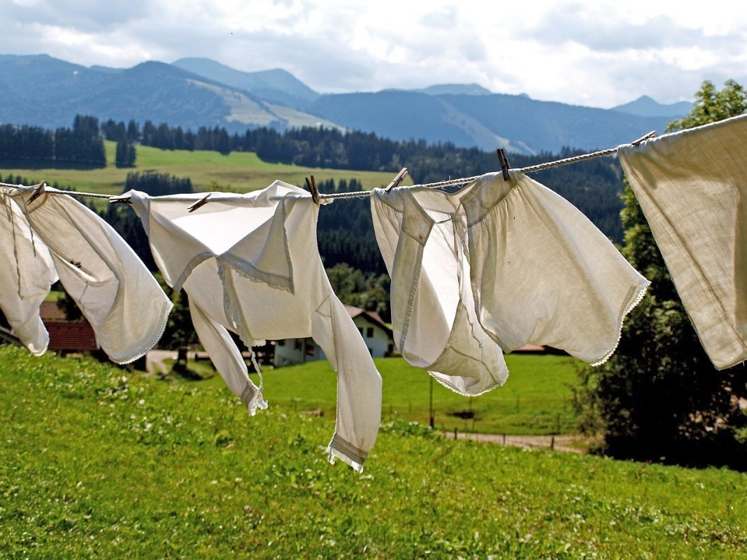 Self-cleaning clothes on the horizon