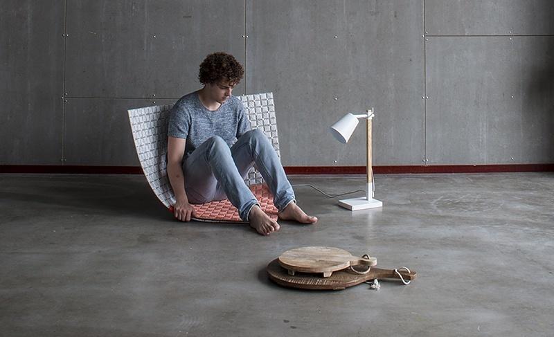 Dywan, który możesz zamienić w fotel