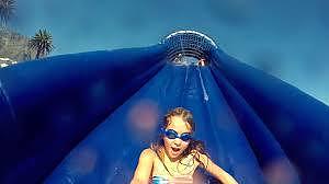 SunSlide - zjeżdżalnia NIVEA
