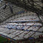 Stadion Velodrome, Marsylia