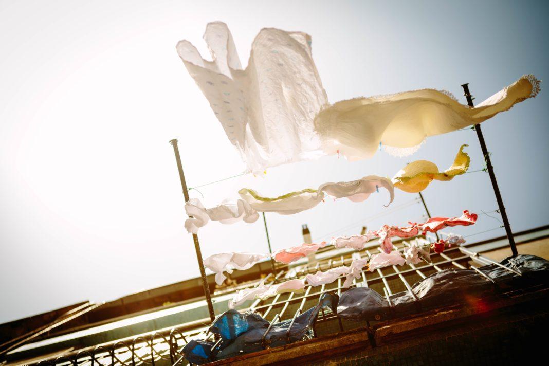 przenośna pralka