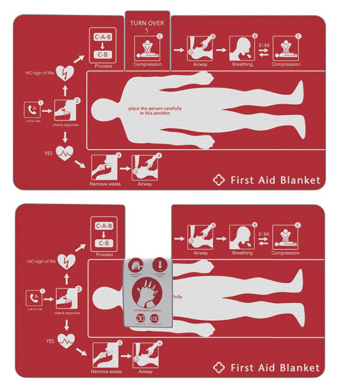 Mata do ratowania życia