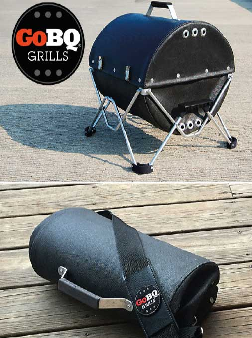 gobq grill - Have a barbecue!