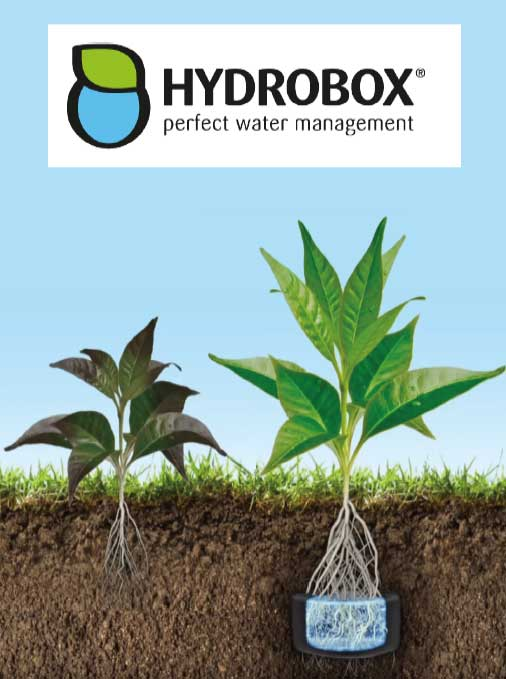 Water your plants! - HYDROBOX