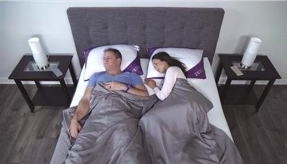 poduszka ułatwiająca zasypianie