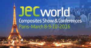 JEC World 2017 Paris, March 14-16, 2017, Paris Nord