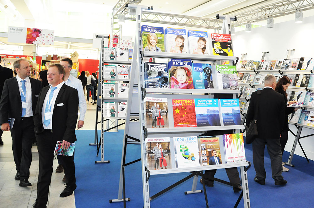 Techtextil and Texprocess 2017: Visitor and exhibitor records!