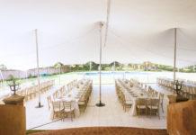 Namioty ślubne