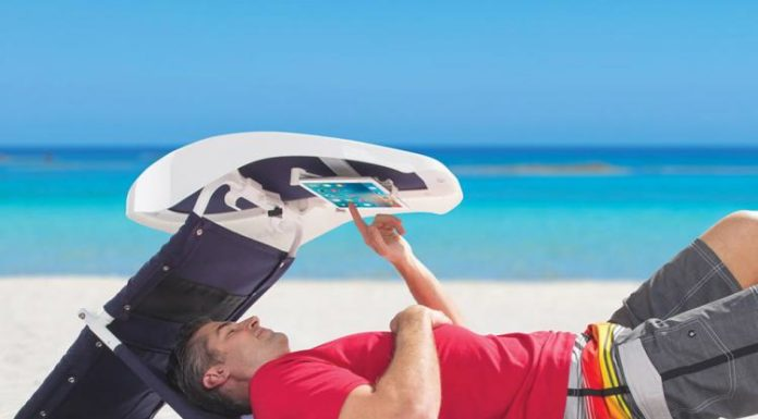osłona przeciwsłoneczna do czytania