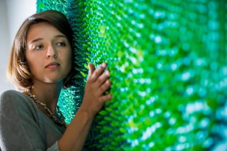 Aleksandra Richter - magiczne tkaniny