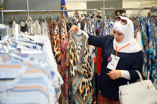 Międzynarodowe Targi Odzieżowe i Tekstylne w Dubaju