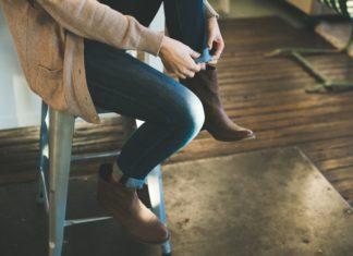 jeansy wyszczuplające
