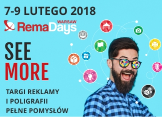 The 14th edition of the Trade Fair for Advertising and Printing RemaDays Warsaw
