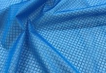 Teijin Produces New Knitting Material Laminated with Breathable Film