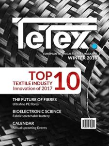 Tetex Magazine - European technical textiles magazine