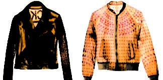 Ubrania z bakterii powstałych na kombucha