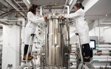 nowoczesne tekstylia laboratorium środowisko