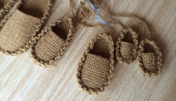 nettle slippers