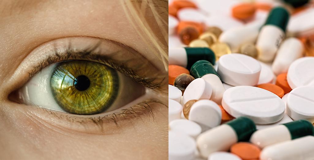 leki oko