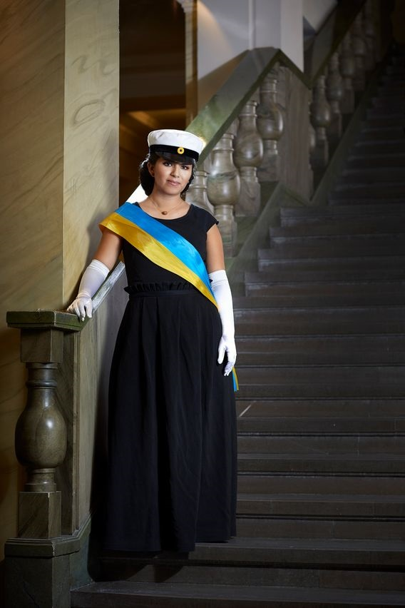 suknia nobel