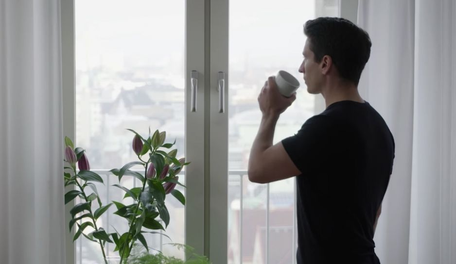 Ikea air-purifyng curtain
